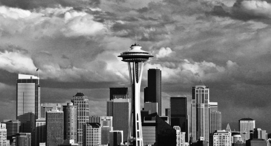space_needle_slide